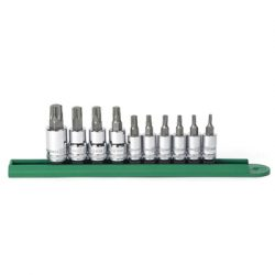 SET DE DADOS CON PUNTA TORX PRESS FIT